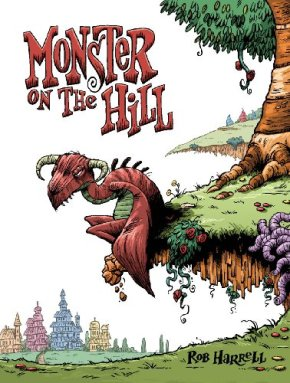 monsteronthehill