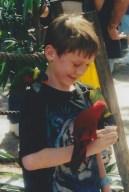 T-nathan at Busch Gardens