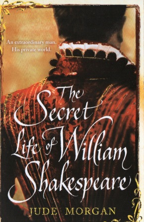 TheSecretLifeOfWilliamShakespeareCover