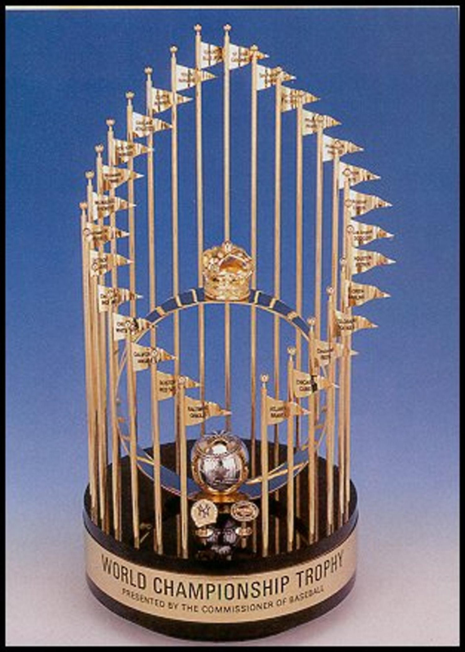 World series trophy 1