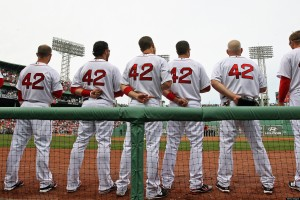 "MLB Celebrates 9th Annual ""Jackie Robinson Day"""
