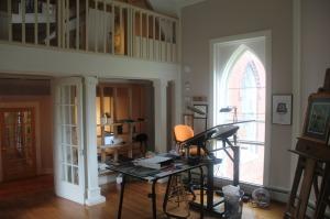 Aaron Becker's workspace