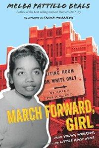 march forward girl