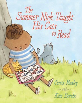 the summer nick taught his cats