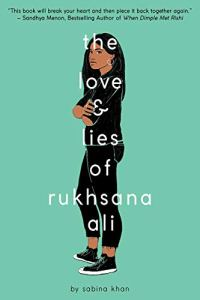 LOVE AND LIES OF RUCKHSANA ALI